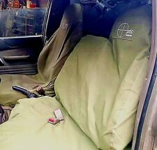 Nissan patrol Bench seat canvis seat cover GU TD42 hunting/camping