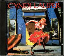 CYNDI LAUPER - SHE'S SO UNUSUAL - CD ALBUM  [118]