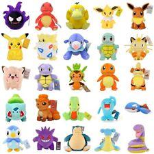 Anime Pokemon Pikachu Weiche Plüschtiere Puppen Stofftier Geburtstagsgeschenk -