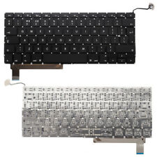 For Apple MacBook Pro 15 A1286 Keyboard UK Layout English 2009 2010 2011 2012