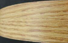 "Quarter Oak woodgrain polyester edgebanding 1-1/2"" x 120"" preglued adhesive 1.5"""