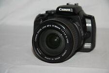 fotocamera EOS 400D Canon originale + obiettivo + accessori