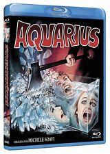 Stage Fright - Aquarius (Deliria) **Blu Ray B** David Brandon