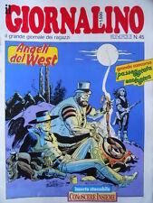 Giornalino n°45 1987 Robotix MB TOYS - Pon Pon Bottaro - Susanna [G.301]
