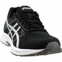 ASICS GEL-Contend 4  Casual Running Neutral Shoes Black Mens - Size 9 4E