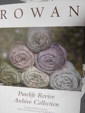 Rowan Purelife rivivere ARCHIVIO Collection
