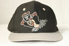 Vintage Los Angeles Raiders NFL Tazmainian Devil 80s Snap back Baseball hat cap