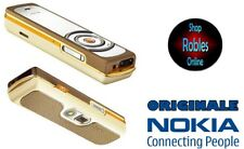 Nokia 7380 Warm Amber (Ohne Simlock) Fashion-Phone 3,2MP MP3 RADIO Finland GUT