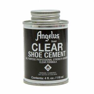 Angelus Clear Shoe Cement 118 ml Alleskleber Sohlenkleber Kleber (67,37€/1L)