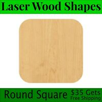Woodcraft Cutout Game Controller Laser Cut Out Wood Shape Craft Supply