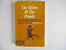 Idiom of the People