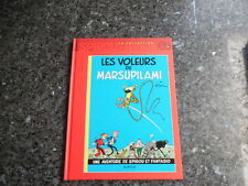 belle reedition spirou et fantasio la collection les voleurs de marsupilamis