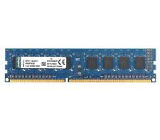 Kingston 2GB 1Rx8 PC3-10600 DDR3 1333MHz 240PIN Desktop Memory RAM For Intel