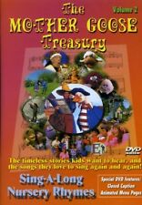 Mother Goose Treasury 2 [New DVD]