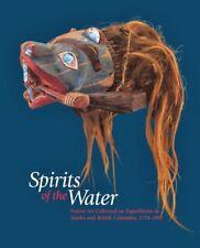 Spirits of the Water, NWC Indian Art book. Tlingit Haida Tsimshian, Alaska, B.C.
