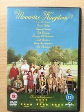 Bill Murray Edward Norton MOONRISE KINGDOM ~ 2012 Wes Anderson UK DVD