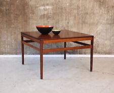 60er ANTON KILDEBERG PALISANDER COUCHTISCH ROSEWOOD 60s COFFEE TABLE DANISH
