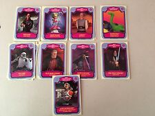 COMIC CON SDCC 2017 GENTLE GIANT STAR WARS TRADING PROMO CARDS
