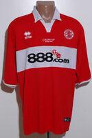 MIDDLESBROUGH ENGLAND 2003/2004 CUP WINNERS HOME FOOTBALL SHIRT JERSEY ERREA