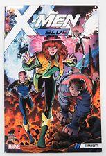 X-Men Blue Strangest Vol. 1 Softcover Marvel Graphic Novel Comic Book