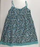 TOMMY HILFIGER Women's Spaghetti Straps Floral Top, size LARGE