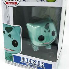 Pop! Games: Pokemon - Bulbasaur #453 Funko Pop! Vinyl *In Stock*