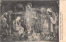 BR58469 the great tapestry in exeter college chapel oxford postcard   uk