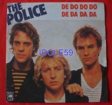 Disques vinyles rock 45 tours Sting