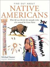Find Out About: Native Americans: What life was li