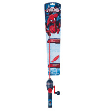 "Shakespeare SPMANKITII Spiderman Youth Fishing Kits 2'6"" Spincast Combo"