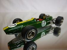 SMTS 6 KIT (built) LOTUS 33 - 1965  JIM CLARK No 17 - F1 GREEN 1:43 - NICE