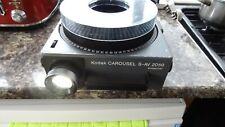 slide projector  Kodak Carousel  S  AV  2050