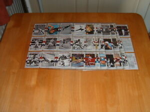 Basic set of 90 Impel U.S.A. Olympic Hall Of Fame 1991 trading Cards