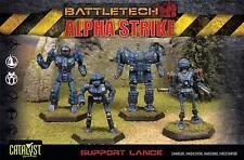 Classic Battletech Support Lance
