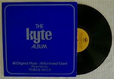 THE KYTE ALBUM Rare Orig '78 Private NW Harlequin Mass Vegas Boogie Prog VG+