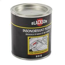 Anti-gravillonnant noir BLACKSON 1 kg 3178048059162