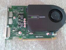 HP 671136-001 NVIDIA QUADRO 2000 1GB GDDR5 SDRAM 1XDVI 2XDP PCI-E Grafikkarte