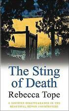 The Sting of Death by Rebecca Tope (Paperback) New Book