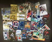 ZSC Hot Lot - NHL Auto Patch GU Jersey Rookie Vintage Insert Lot Crosby McDavid