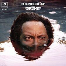 "Thundercat Drunk LP Set of 4 10"" Red Vinyl 2017"