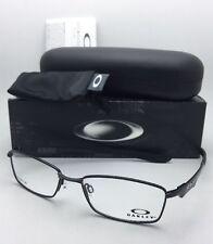New OAKLEY Eyeglasses WINGSPAN OX5040-0153 53-17 Titanium Polished Black Frames
