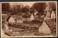Gloucestershire Postcard - The Model Village, Bourton-On-The-Water  A6955