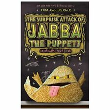 Origami Yoda: The Surprise Attack of Jabba the Puppet (paperback)
