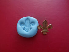 Scout Badge Emblems Silicone Mould, Sugarcraft, Cupcake Toppers, Resins, Fimo