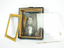 Photographie XIX Daguerreotype of a Man Holmes Broadway New York USA