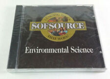 Sofsource Environmental Science Learning Tools That Work PC Software Educational