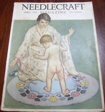 NEEDLECRAFT Magazine April 1927 Crafts/ Quilting/ Fashion/ Home/ Advertising