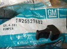 NOS 1980-1991 PARK BRAKE PEDAL BUMPER GM#25527682 CADILLAC DEVILLE BUICK CHEVY