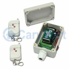 4 Channel Waterproof DC Relay Output Wireless Remote Control Winch/Crane