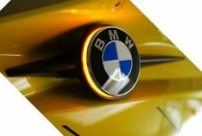 BMW K1200S LED INTERMITENTE CON EMBLEMA UNICOLOR K 1200S : Amarillo